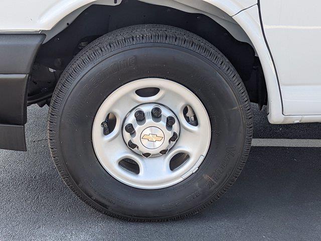 2021 Chevrolet Express 2500 4x2, Adrian Steel Upfitted Cargo Van #CM9292 - photo 11