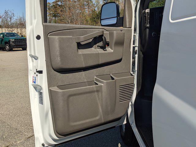 2021 Chevrolet Express 2500 4x2, Adrian Steel Upfitted Cargo Van #CM9292 - photo 12