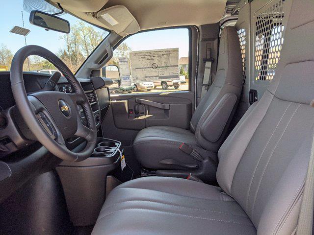 2021 Chevrolet Express 2500 4x2, Adrian Steel Upfitted Cargo Van #CM9292 - photo 15