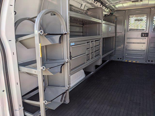 2021 Chevrolet Express 2500 4x2, Adrian Steel Upfitted Cargo Van #CM9292 - photo 25