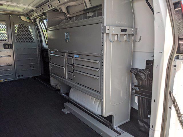 2021 Chevrolet Express 2500 4x2, Adrian Steel Upfitted Cargo Van #CM9292 - photo 26