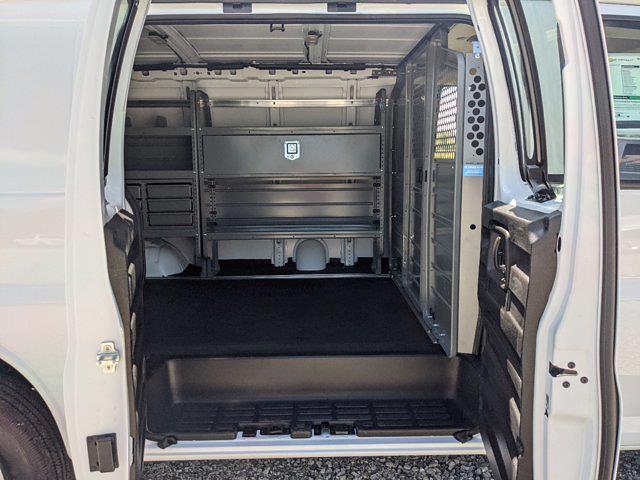 2021 Chevrolet Express 2500 4x2, Adrian Steel Upfitted Cargo Van #CM9292 - photo 27