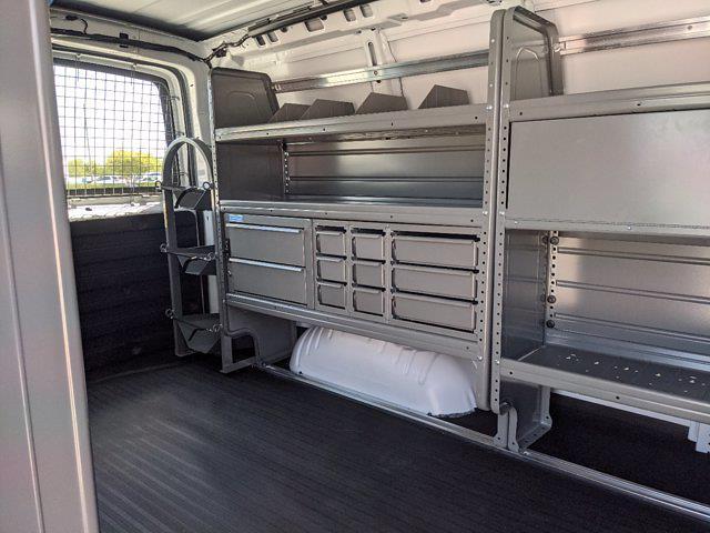 2021 Chevrolet Express 2500 4x2, Adrian Steel Upfitted Cargo Van #CM9292 - photo 28