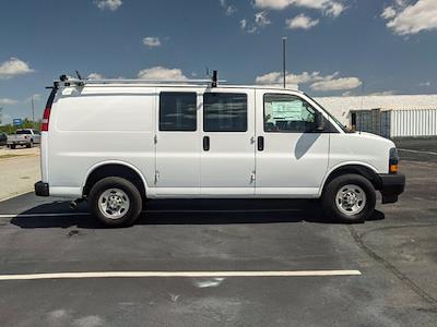 2021 Chevrolet Express 2500 4x2, Adrian Steel Upfitted Cargo Van #CM9292 - photo 3