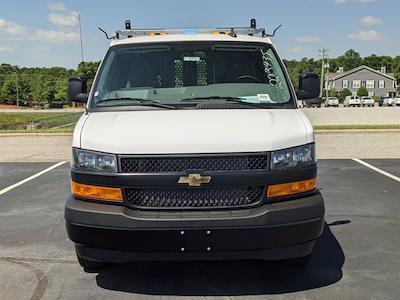2021 Chevrolet Express 2500 4x2, Adrian Steel Upfitted Cargo Van #CM9292 - photo 9