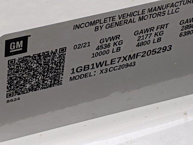 2021 Chevrolet Silverado 2500 Crew Cab 4x2, Knapheide Steel Service Body #CM9319 - photo 38