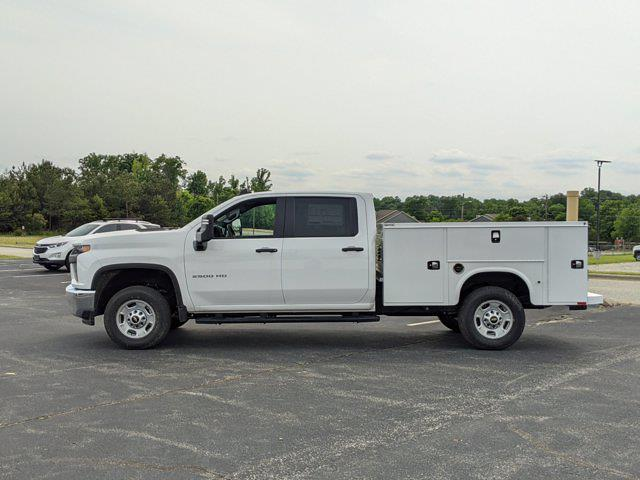 2021 Chevrolet Silverado 2500 Crew Cab 4x2, Knapheide Steel Service Body #CM9319 - photo 6