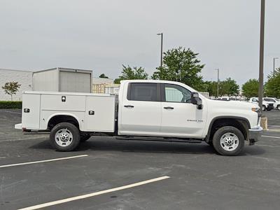 2021 Chevrolet Silverado 2500 Crew Cab 4x2, Knapheide Steel Service Body #CM9319 - photo 3
