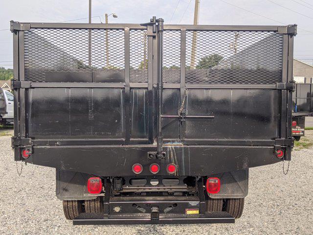 2021 Silverado Medium Duty Regular Cab DRW 4x4,  Landscape Dump #CM9379 - photo 28
