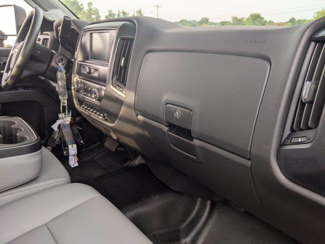 2021 Silverado Medium Duty Regular Cab DRW 4x4,  Landscape Dump #CM9379 - photo 37