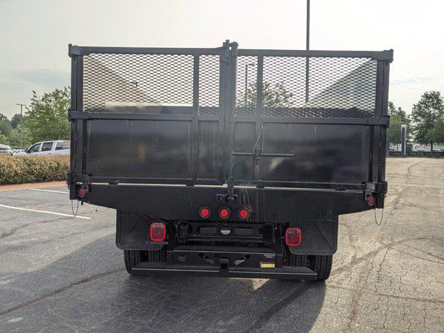 2021 Silverado Medium Duty Regular Cab DRW 4x4,  Landscape Dump #CM9379 - photo 4