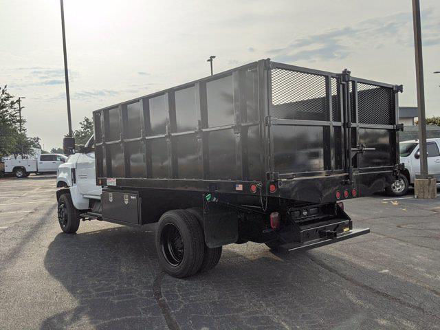 2021 Silverado Medium Duty Regular Cab DRW 4x4,  Landscape Dump #CM9379 - photo 5