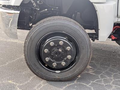 2021 Silverado Medium Duty Regular Cab DRW 4x4,  Landscape Dump #CM9379 - photo 10