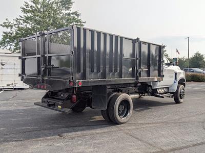 2021 Silverado Medium Duty Regular Cab DRW 4x4,  Landscape Dump #CM9379 - photo 2