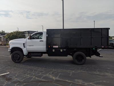 2021 Silverado Medium Duty Regular Cab DRW 4x4,  Landscape Dump #CM9379 - photo 6