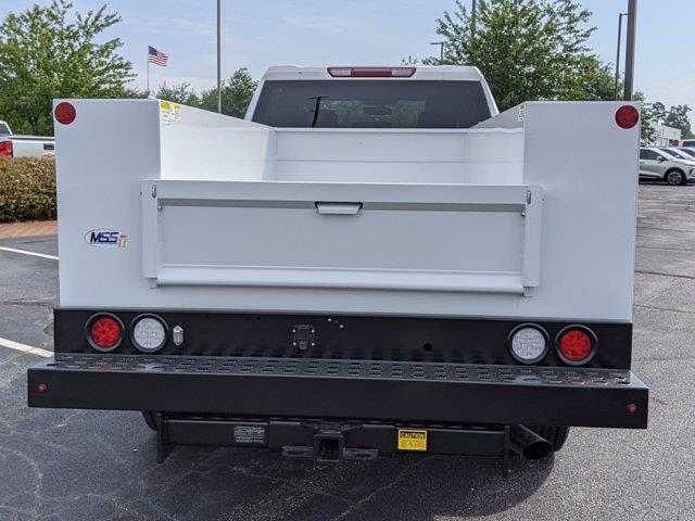 2021 Chevrolet Silverado 2500 Crew Cab 4x2, Monroe MSS II Service Body #CM9439 - photo 4