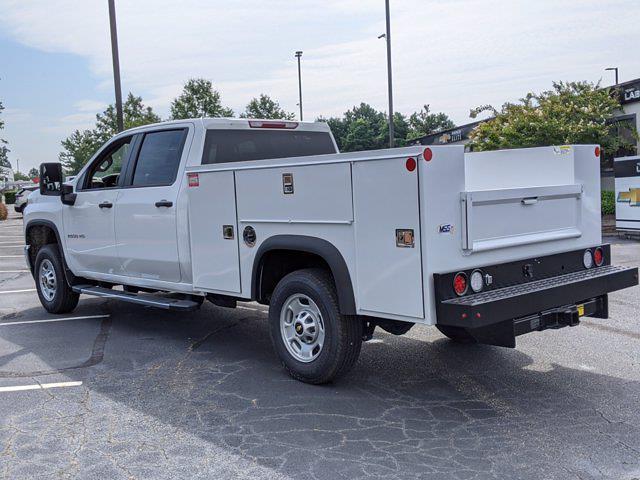 2021 Chevrolet Silverado 2500 Crew Cab 4x2, Monroe MSS II Service Body #CM9439 - photo 5