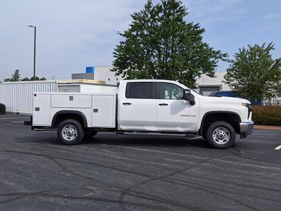 2021 Chevrolet Silverado 2500 Crew Cab 4x2, Monroe MSS II Service Body #CM9439 - photo 3