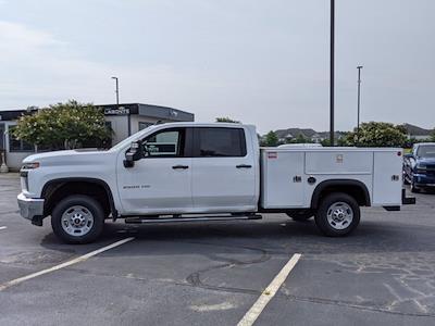 2021 Chevrolet Silverado 2500 Crew Cab 4x2, Monroe MSS II Service Body #CM9439 - photo 6