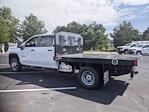2021 Silverado 3500 Crew Cab 4x2,  Monroe Truck Equipment Work-A-Hauler II Platform Body #CM9549 - photo 7