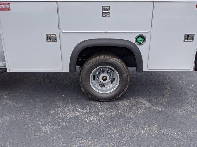 2021 Silverado 3500 Crew Cab 4x2,  Monroe Truck Equipment MSS II Service Body #CM9550 - photo 36