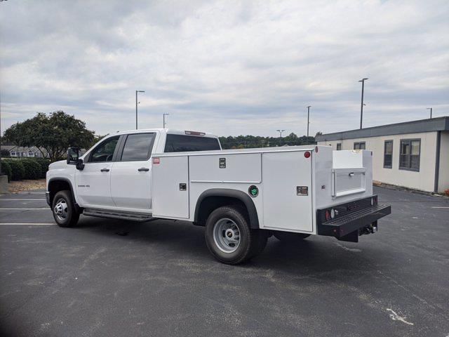 2021 Silverado 3500 Crew Cab 4x2,  Monroe Truck Equipment MSS II Service Body #CM9550 - photo 7
