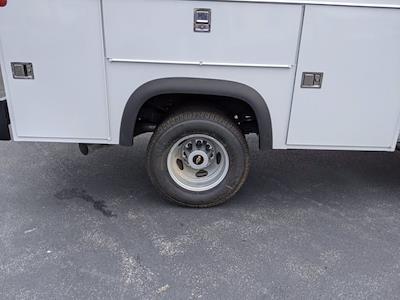 2021 Silverado 3500 Crew Cab 4x2,  Monroe Truck Equipment MSS II Service Body #CM9550 - photo 35