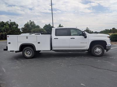 2021 Silverado 3500 Crew Cab 4x2,  Monroe Truck Equipment MSS II Service Body #CM9550 - photo 9