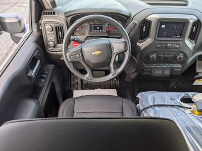 2021 Silverado 3500 Crew Cab AWD,  Dump Body #CM9614 - photo 16