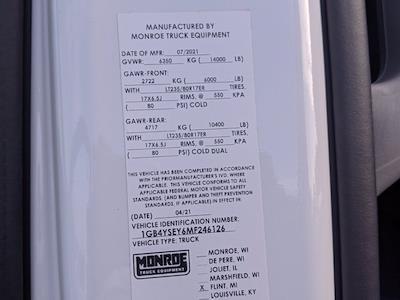 2021 Silverado 3500 Crew Cab AWD,  Dump Body #CM9614 - photo 30