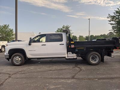 2021 Silverado 3500 Crew Cab AWD,  Dump Body #CM9614 - photo 6