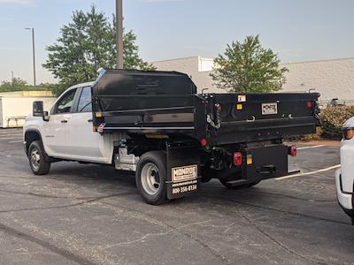 2021 Silverado 3500 Crew Cab AWD,  Dump Body #CM9614 - photo 7