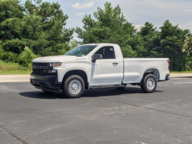 2021 Silverado 1500 Regular Cab 4x2,  Pickup #CM9618 - photo 7