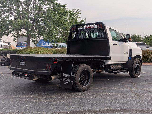 2020 Silverado Medium Duty Regular Cab DRW 4x2,  Knapheide PGNB Gooseneck Platform Body #DCL9386 - photo 2