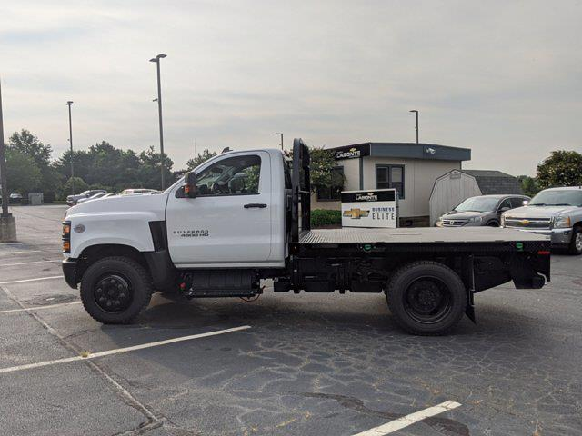 2020 Silverado Medium Duty Regular Cab DRW 4x2,  Knapheide PGNB Gooseneck Platform Body #DCL9386 - photo 7