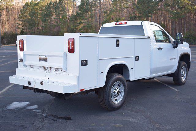 2020 Chevrolet Silverado 2500 Regular Cab 4x2, Knapheide Service Body #DCM9234 - photo 1