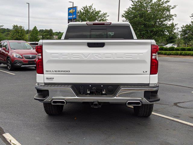 2021 Chevrolet Silverado 1500 Crew Cab 4x4, Pickup #DM9177 - photo 2