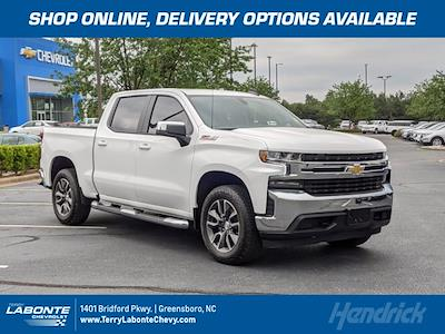 2021 Chevrolet Silverado 1500 Crew Cab 4x4, Pickup #DM9177 - photo 1
