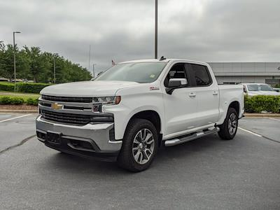 2021 Chevrolet Silverado 1500 Crew Cab 4x4, Pickup #DM9177 - photo 7