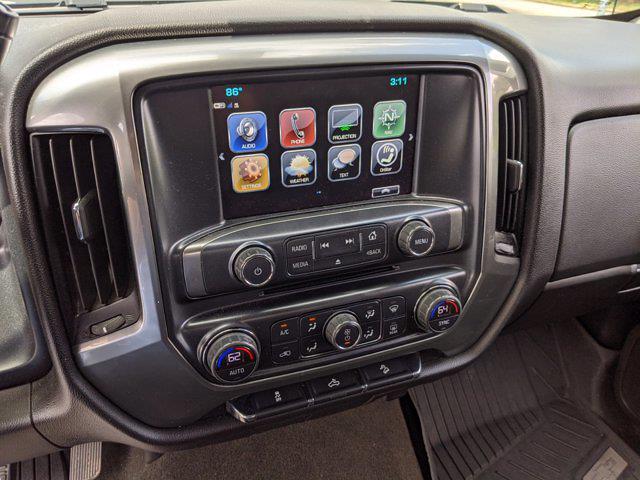 2018 Chevrolet Silverado 1500 Double Cab 4x4, Pickup #DM9425A - photo 22