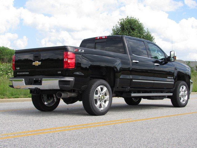 2018 Silverado 2500 Crew Cab 4x4,  Pickup #H4354 - photo 2