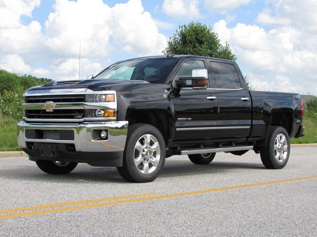 2018 Silverado 2500 Crew Cab 4x4,  Pickup #H4354 - photo 5