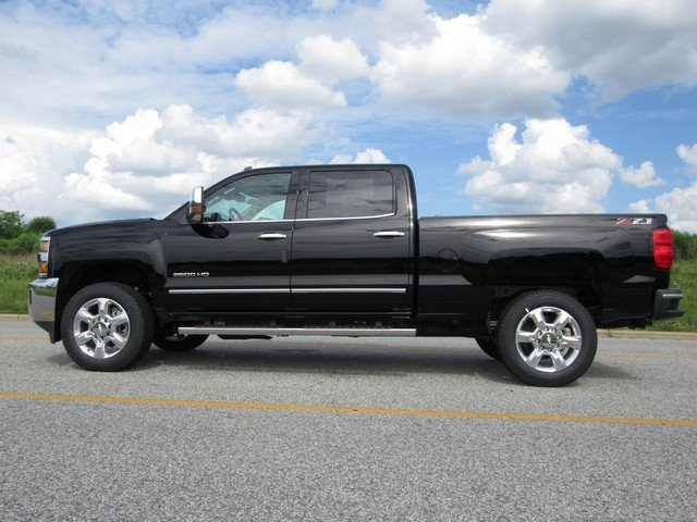 2018 Silverado 2500 Crew Cab 4x4,  Pickup #H4354 - photo 7