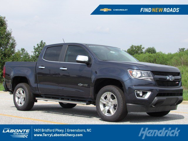 2018 Colorado Crew Cab 4x4,  Pickup #H4370 - photo 1