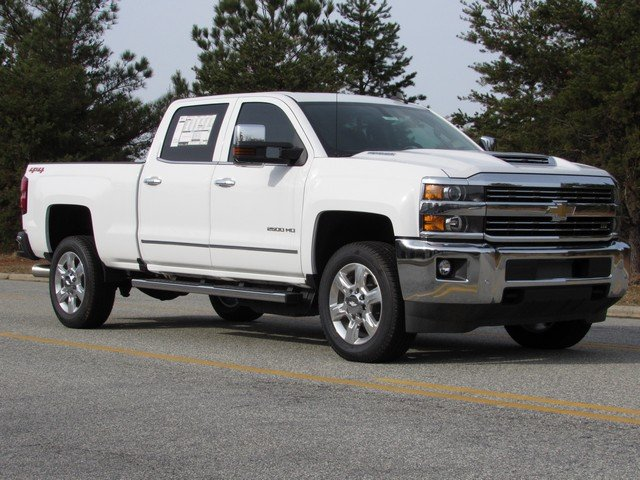2018 Silverado 2500 Crew Cab 4x4,  Pickup #H4419 - photo 3