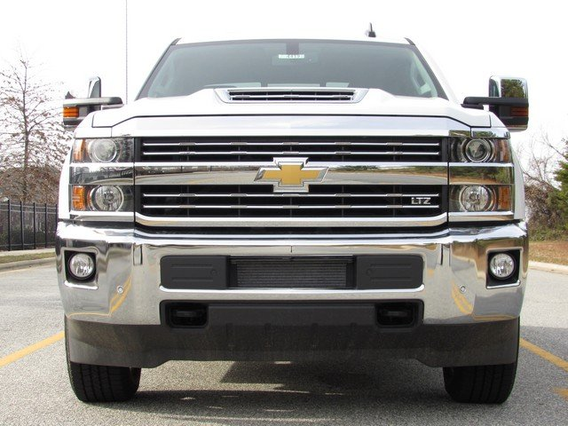 2018 Silverado 2500 Crew Cab 4x4,  Pickup #H4419 - photo 4