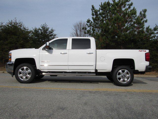 2018 Silverado 2500 Crew Cab 4x4,  Pickup #H4419 - photo 7