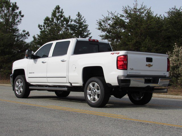 2018 Silverado 2500 Crew Cab 4x4,  Pickup #H4419 - photo 8