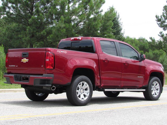 2018 Colorado Crew Cab 4x4,  Pickup #H4431 - photo 2