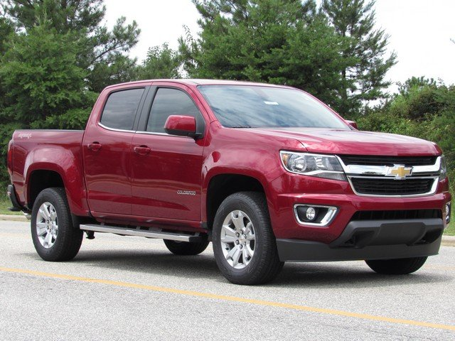 2018 Colorado Crew Cab 4x4,  Pickup #H4431 - photo 3